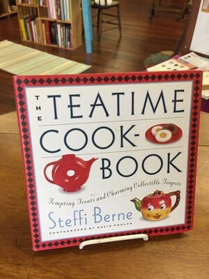 The Tea Time Cookbook