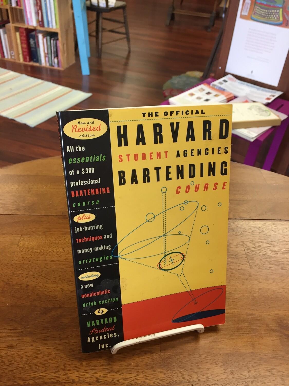 Harvard Student Agencies Bartending Course