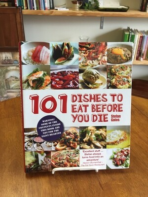 101 Dishes to Eat Before you Die