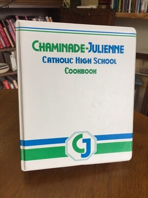 Chaminade-Julienne Cookbook