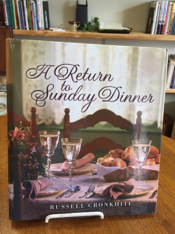 Return to Sunday Dinner