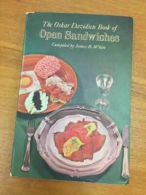 The Oskar Davidsen book of Open Sandwiches
