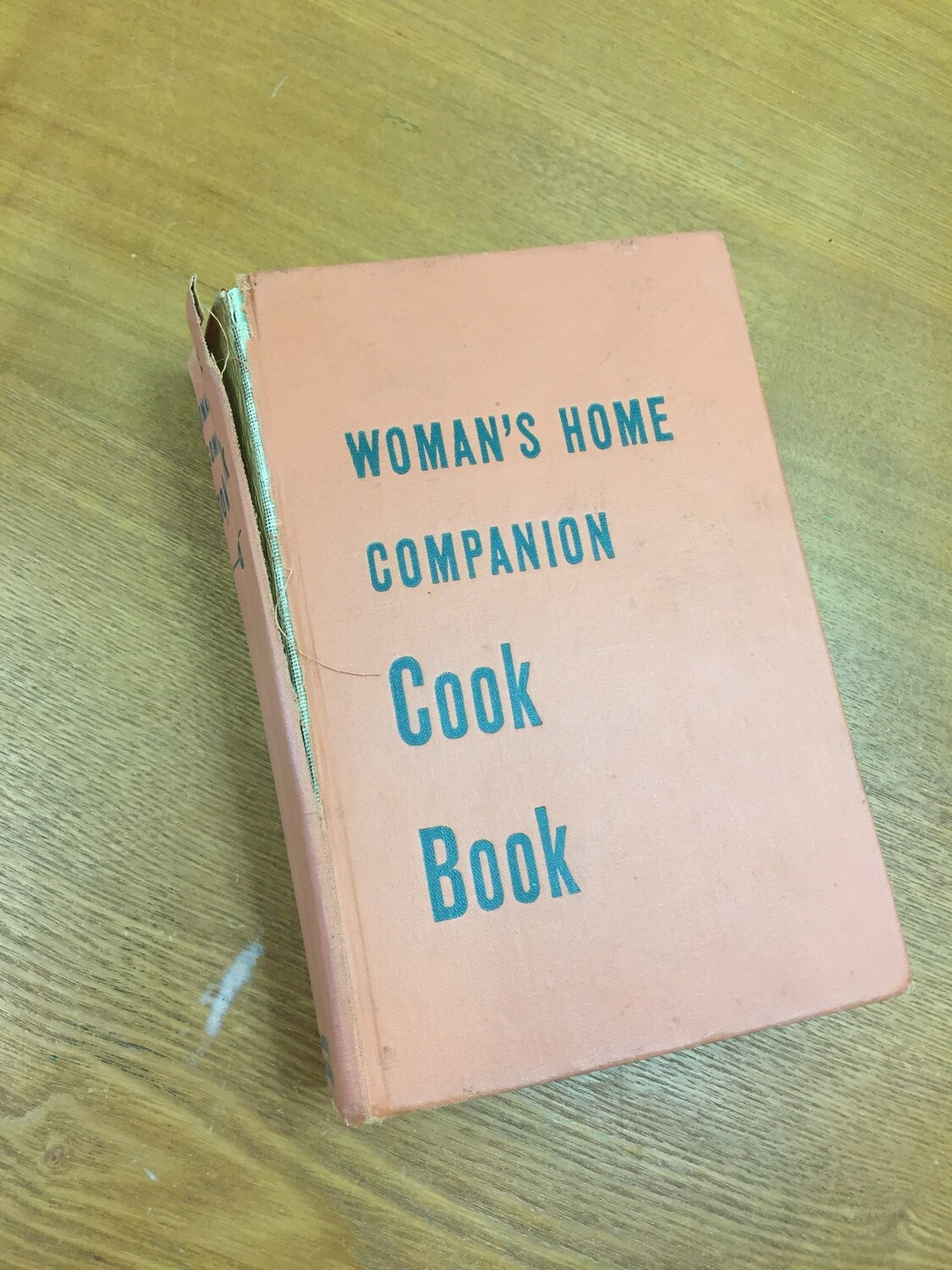Woman's Home Companion Cook Book