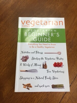 Vegetarian Beginner's Guide - Used