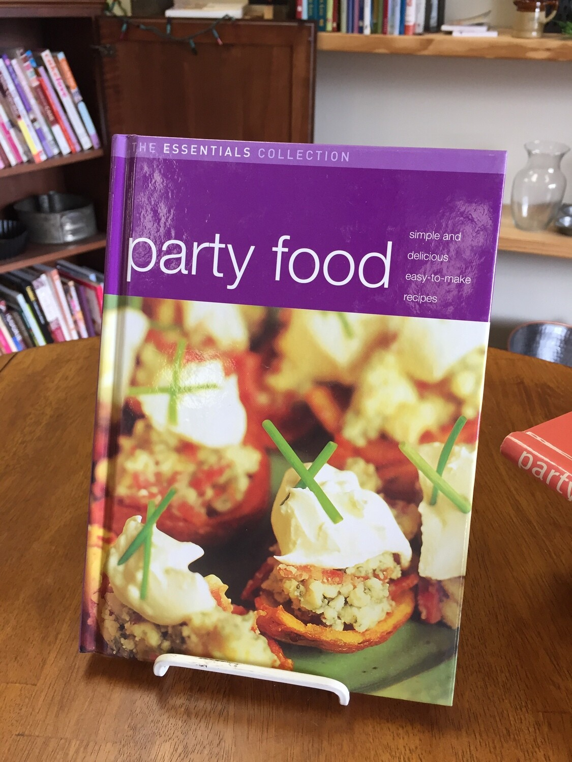 Party Food-The Essentials Collections
