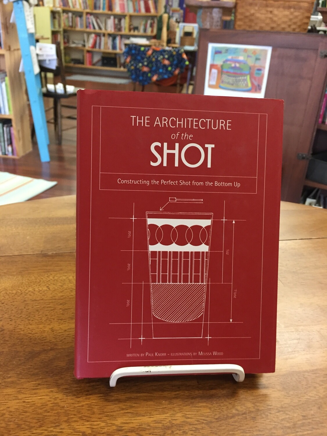 The Architecture of the Perfect Shot