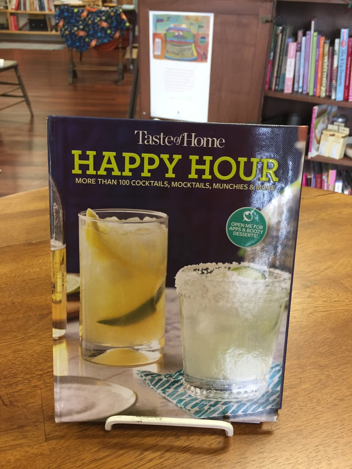 Happy Hour Mini Binder