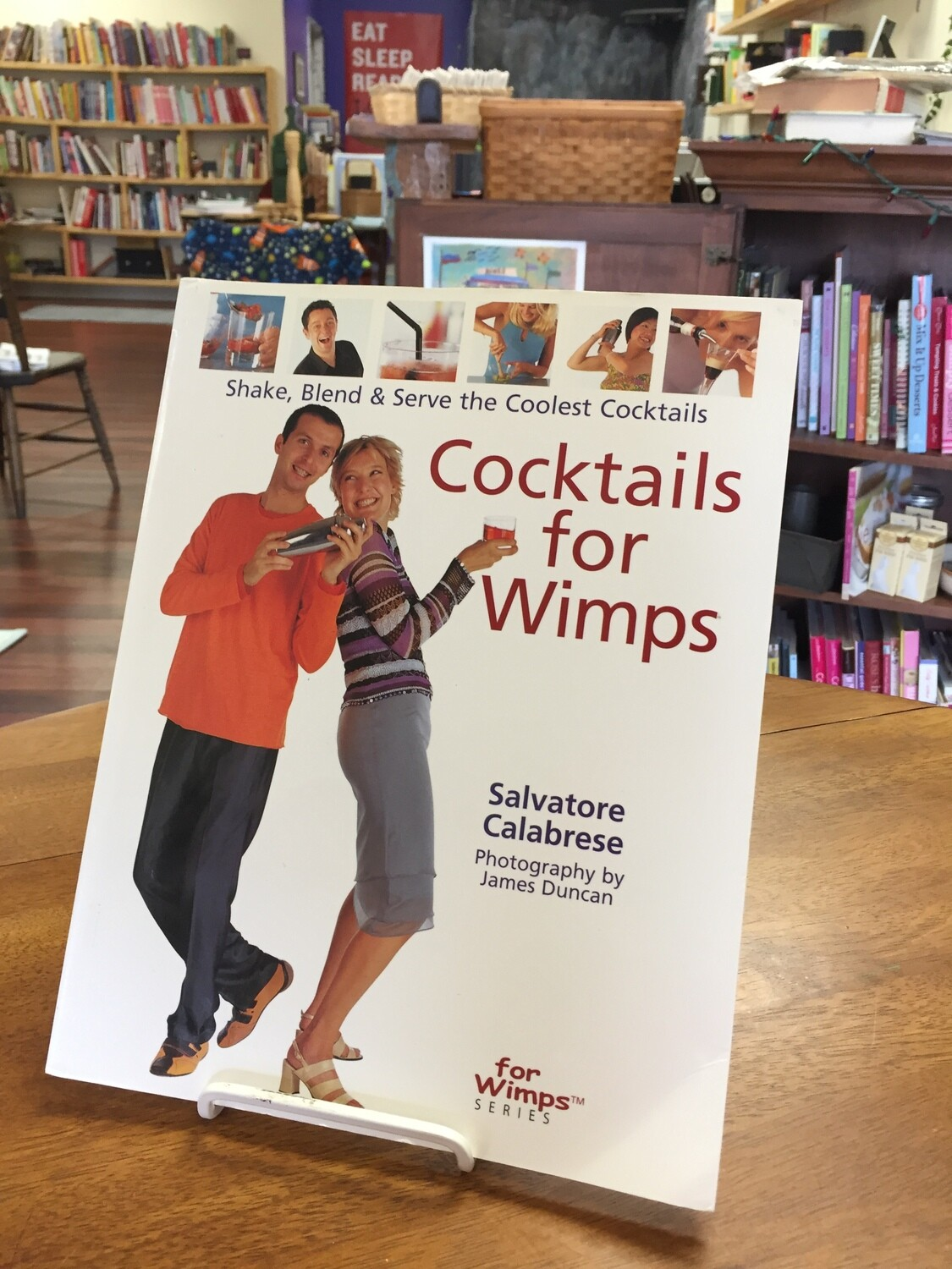 Cocktails for Wimps
