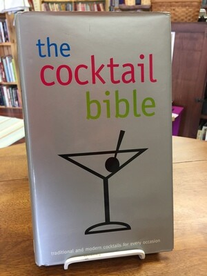 The Cocktail Bible - Pink