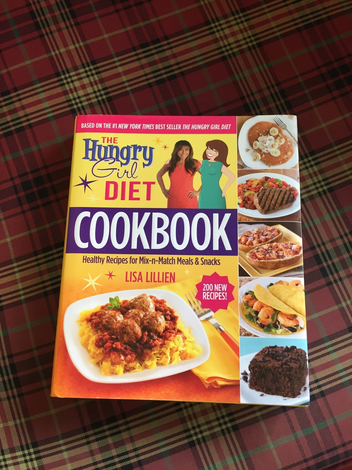 Hungry Girl Diet Cookbook