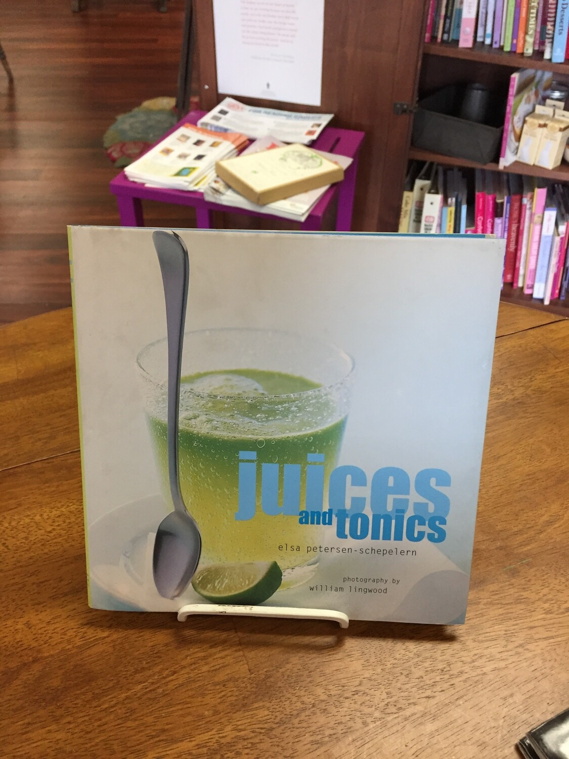 Juices and Tonics