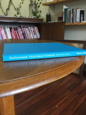 Mediterranean Vegetarian Cookbook