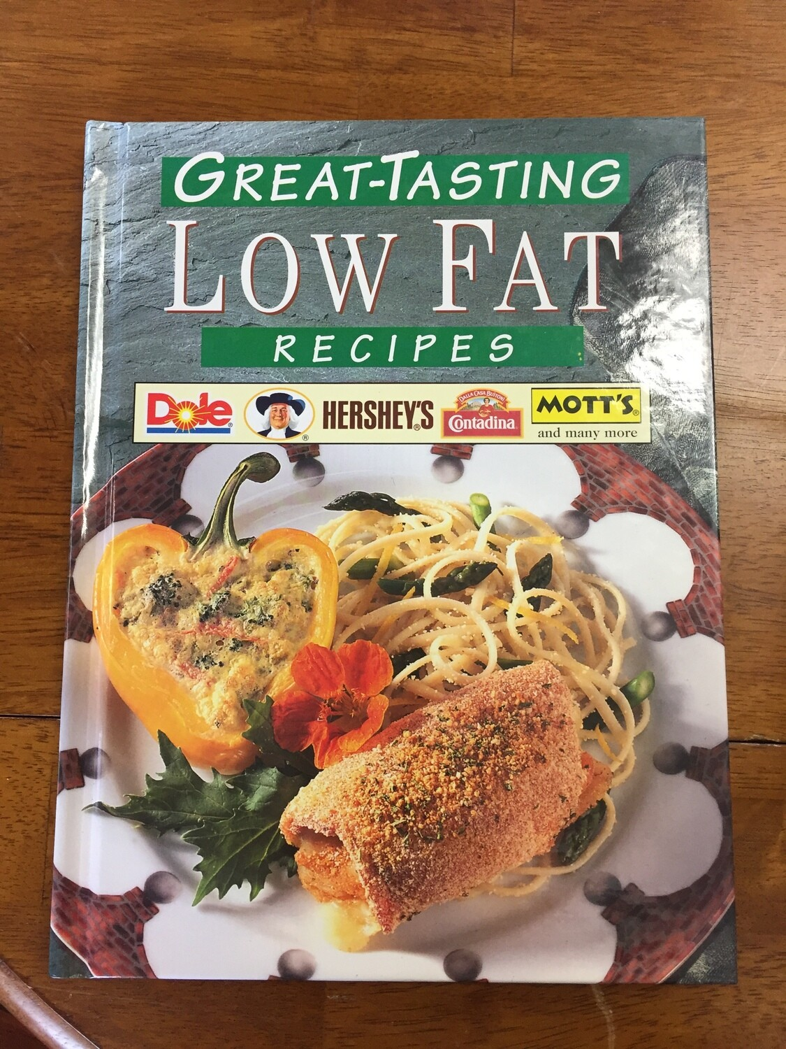 Great Tasting Low Fat Recipes