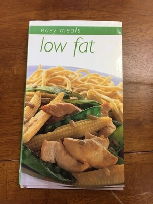 Easy Meals Low Fat