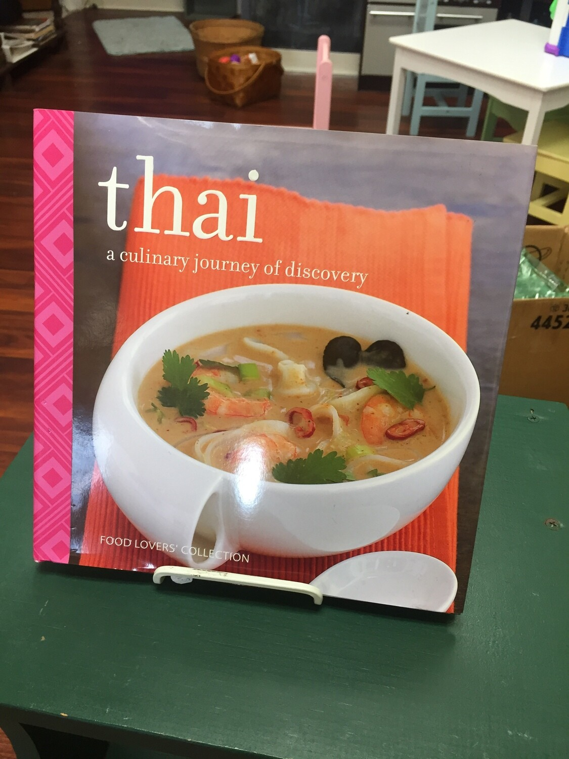 Thai - A culinary journey of Discovery