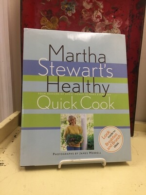 Martha Stewart Healthy Quick Cook