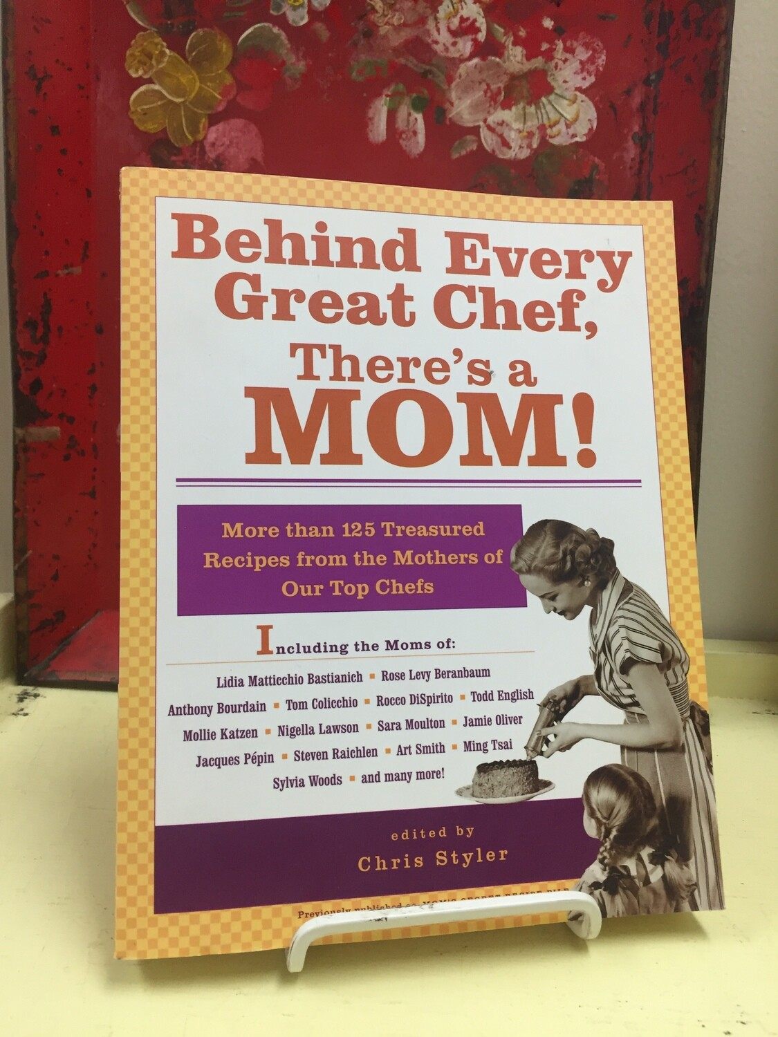 Behind Every Great Chef, There's a Mom