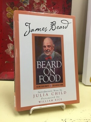 Beard on Food w/ Julia