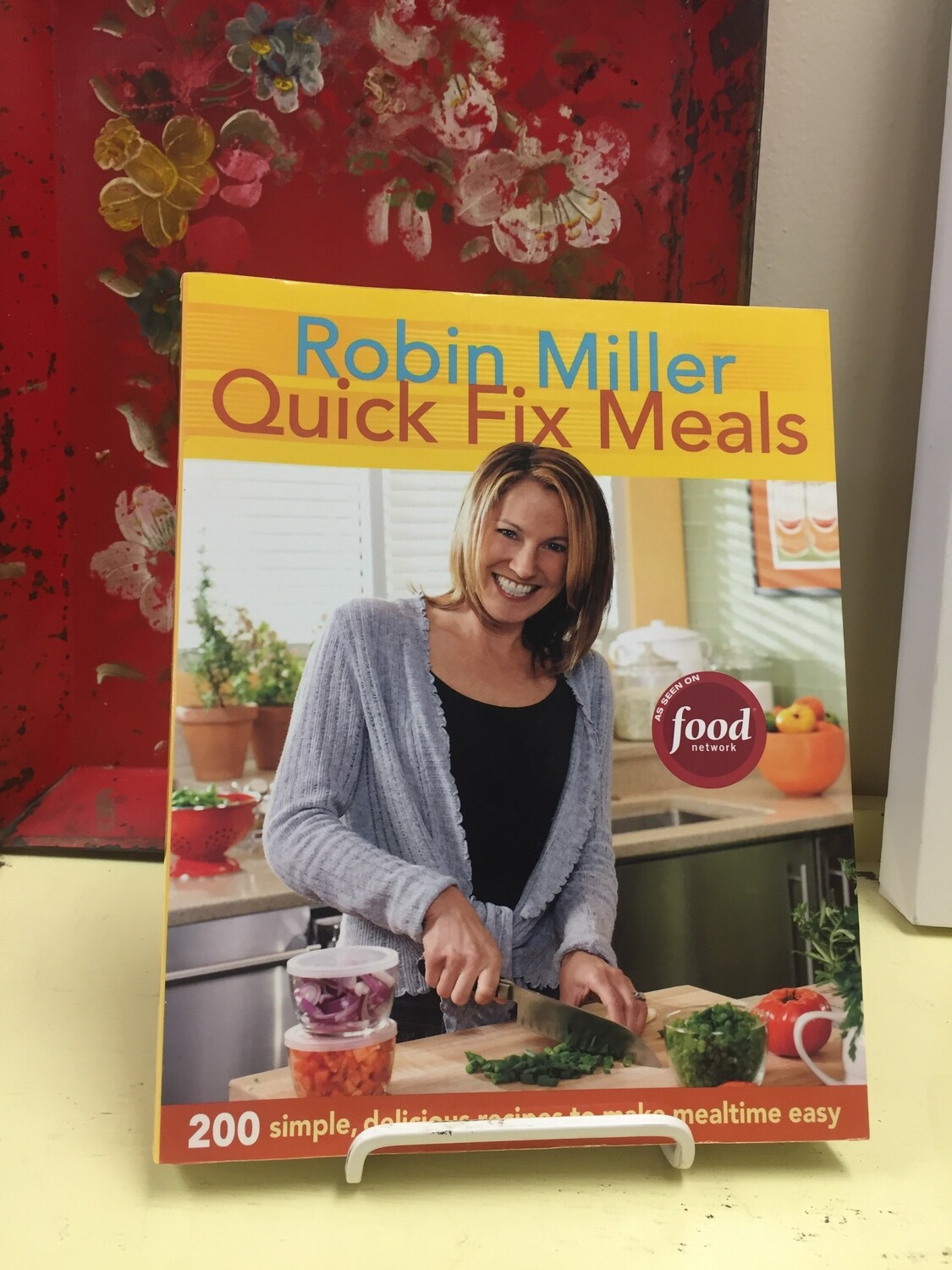 Robin Miller Quick Fix Meals