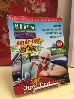 More Diners Drive-ins, Dives