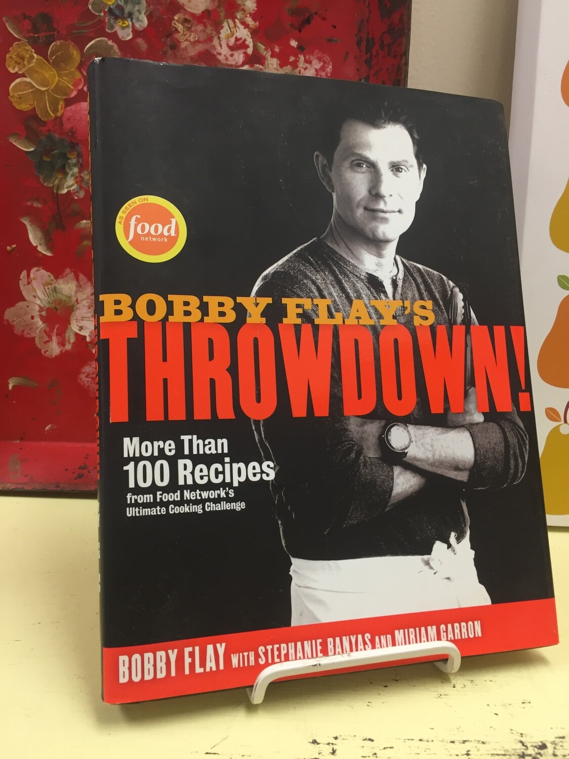 Bobby Flay's Throwdown