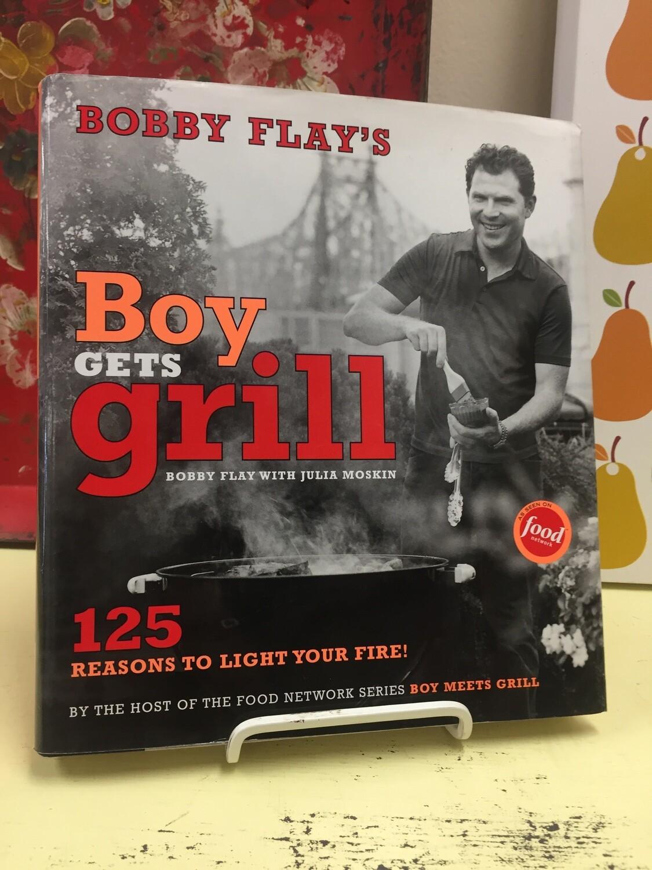 Boy Gets Grill