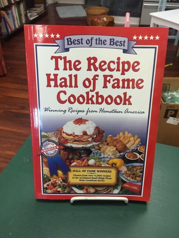 The Recipe Hall of Fame Cookbook