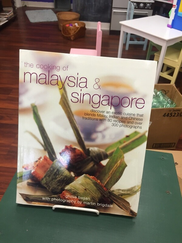 The Cooking of Malaysia & Singapore