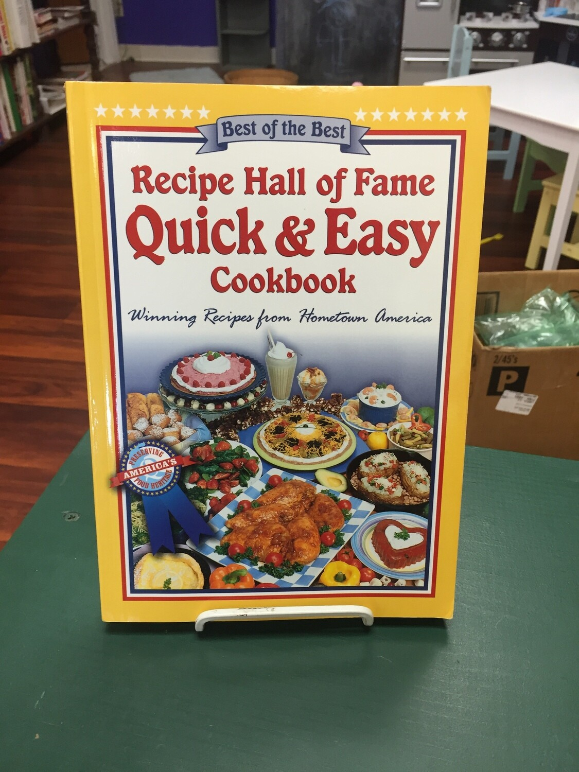 Recipe Hall of Fame Quick and Easy Cookbook