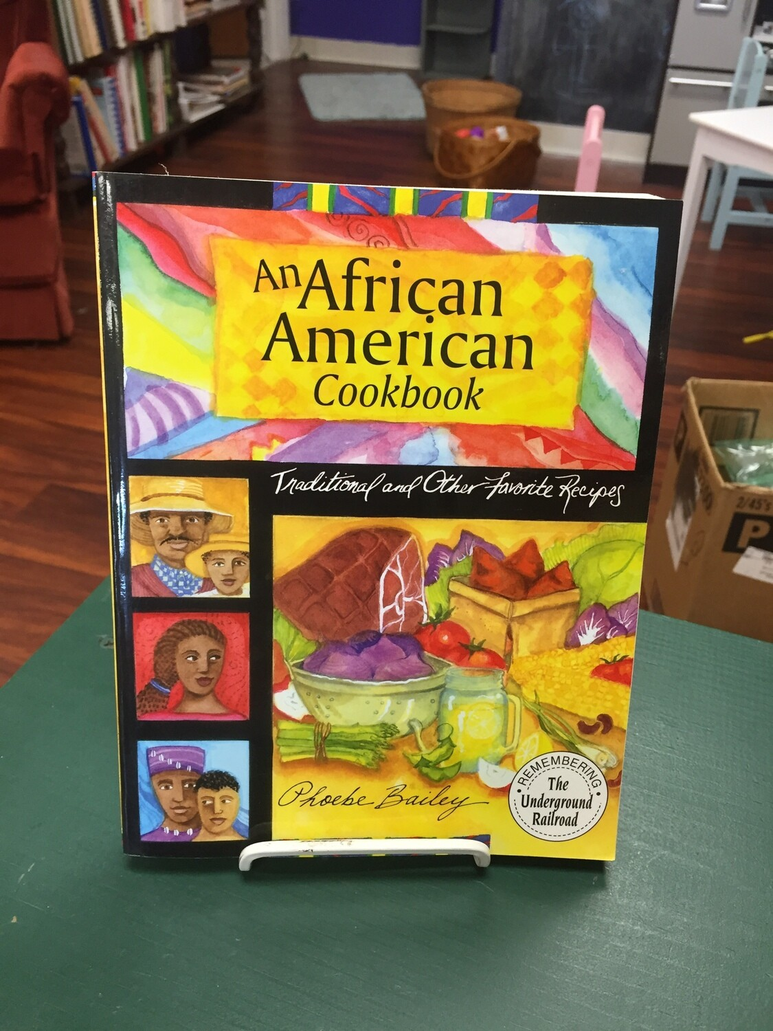 The African-American Cookbook