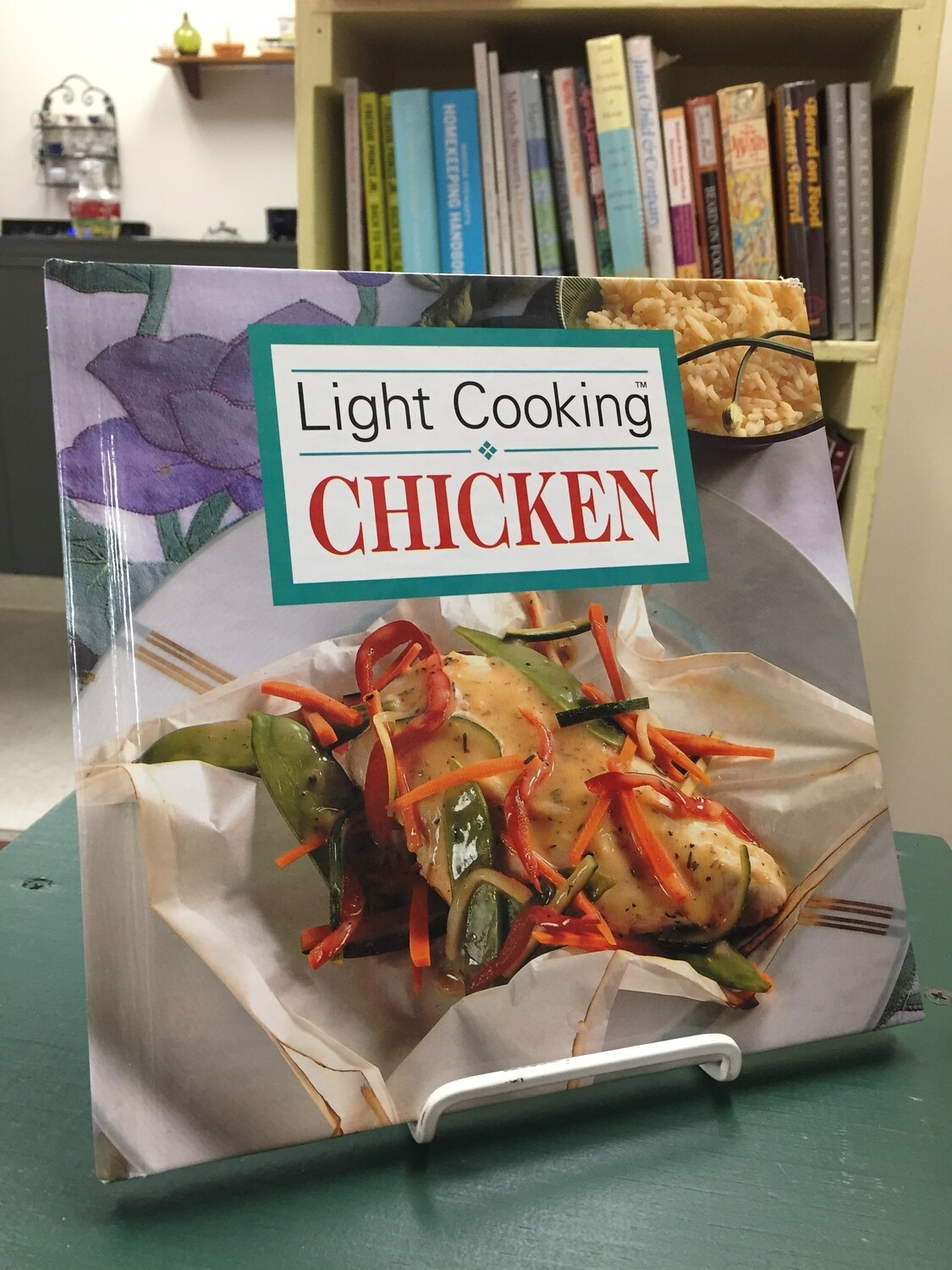 Light Cooking Chicken