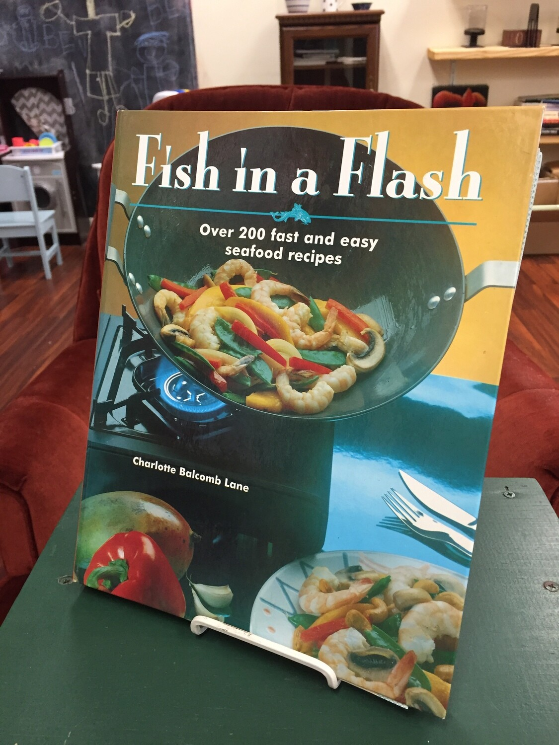 Fish in a Flash