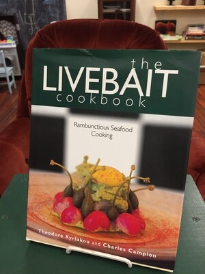The Livebait Cookbook