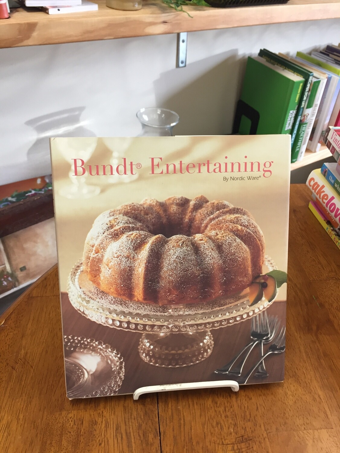 Bundt Entertaining