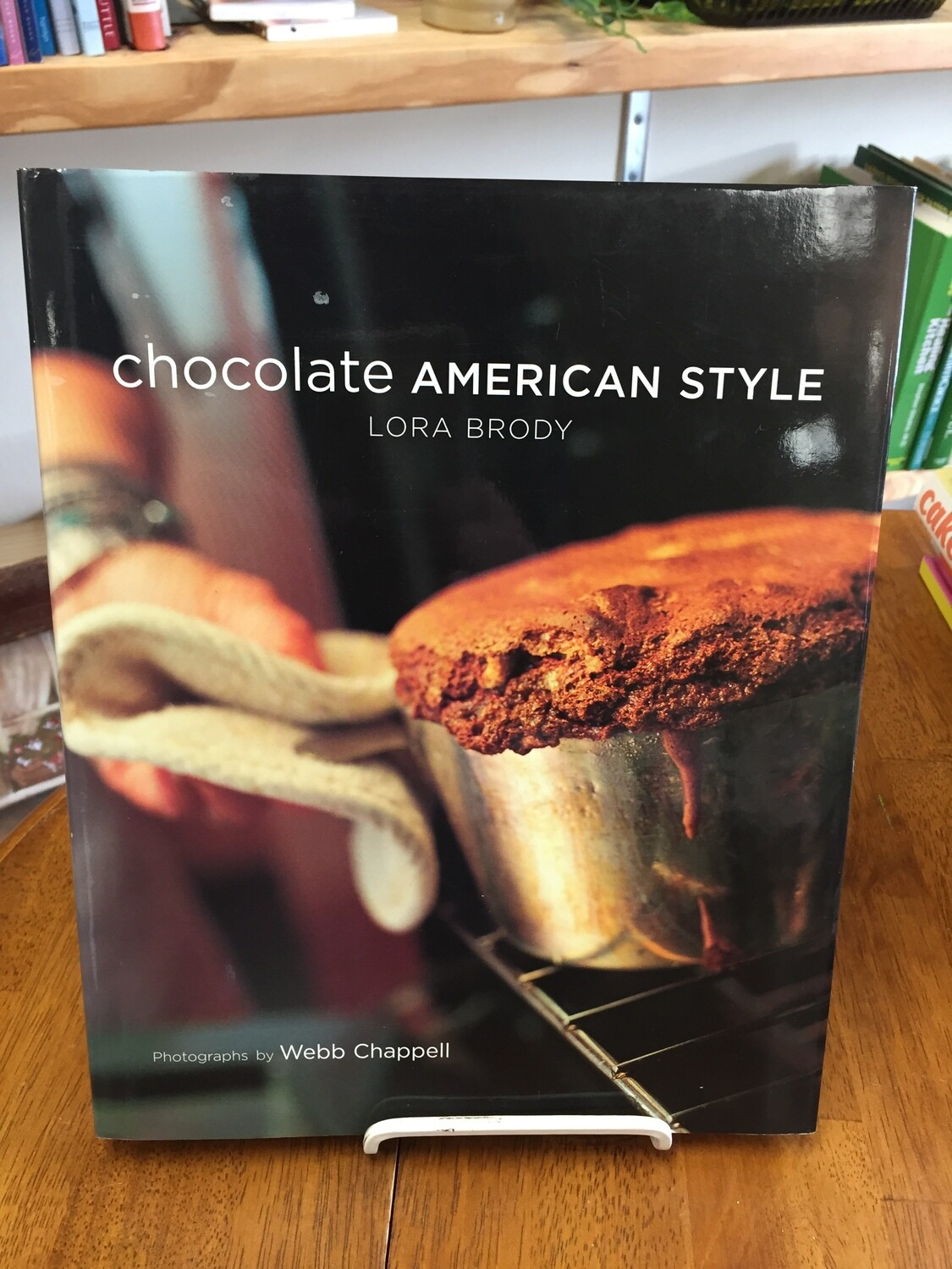 Chocolate American Style