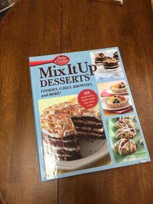 Mix It Up Desserts