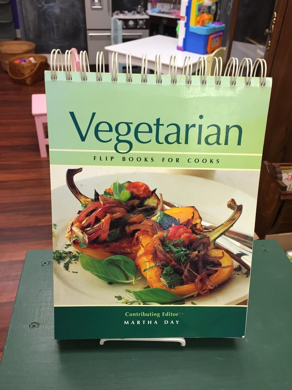 Vegetarian Flip Books for Cooks