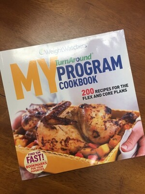 Weight Watchers My TurnAround Program Cookbook