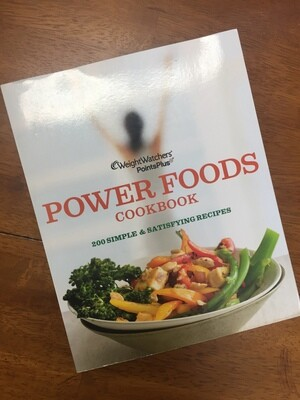 Weight Watchers Power Foods Cookbook