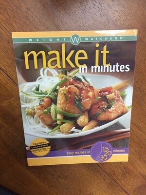 Weight Watcher's Make it in Minutes