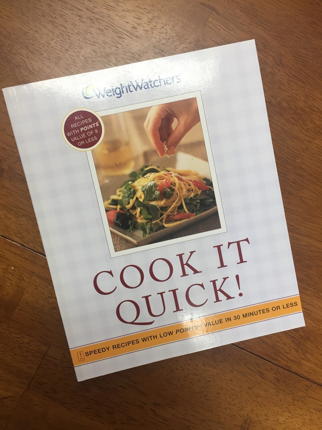 Weight Watchers Cook it Quick