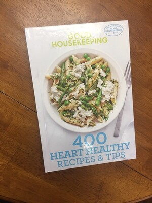 400 Heart Healthy Recipes & Tips