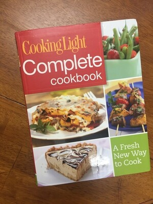 cooking light complete cookbook