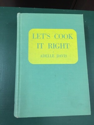 Let's Cook it Right 1947