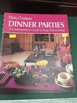 Dinner Parties-Vintage