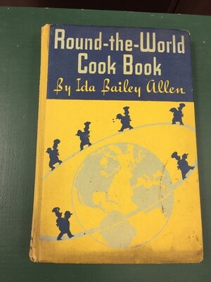 Round the World Cook Book 1934