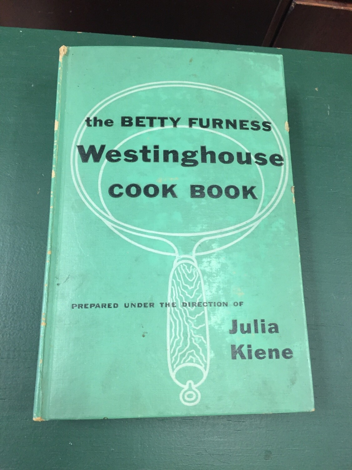 Betty Furness Westinghouse Cookbook