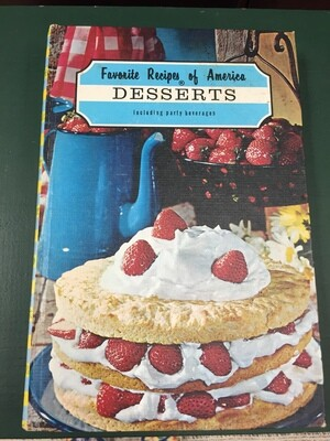 Desserts - Favorite Recipes of America