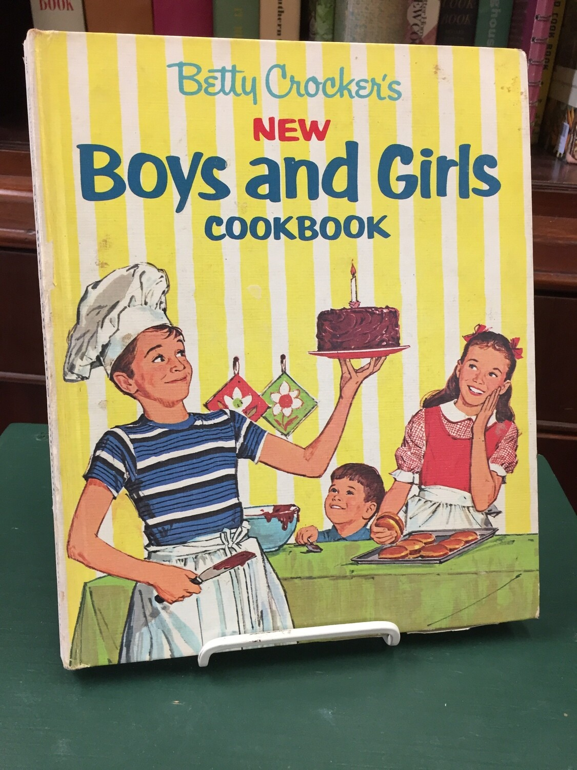 New Boys and Girls Cookbook