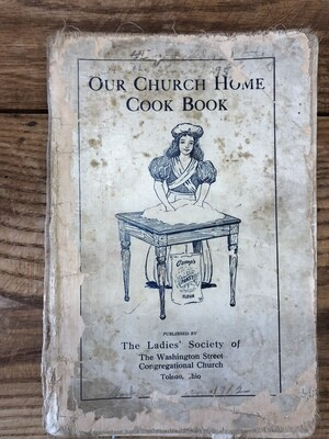 Our Church Home Cook Book